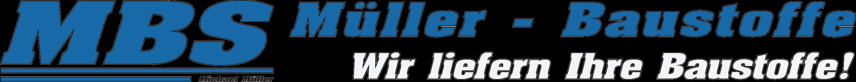 MBS Müller-Baustoffe, Ihr regionaler Baustoffhandel
